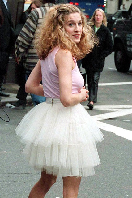 Carrie Bradshaw In Sex And The City 107