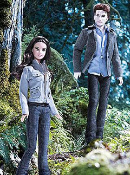 News just in: Twilight Barbie about to hit stores! | Marie ...