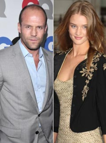 Rosie Huntington-Whiteley dating Jason Statham? | Marie Claire