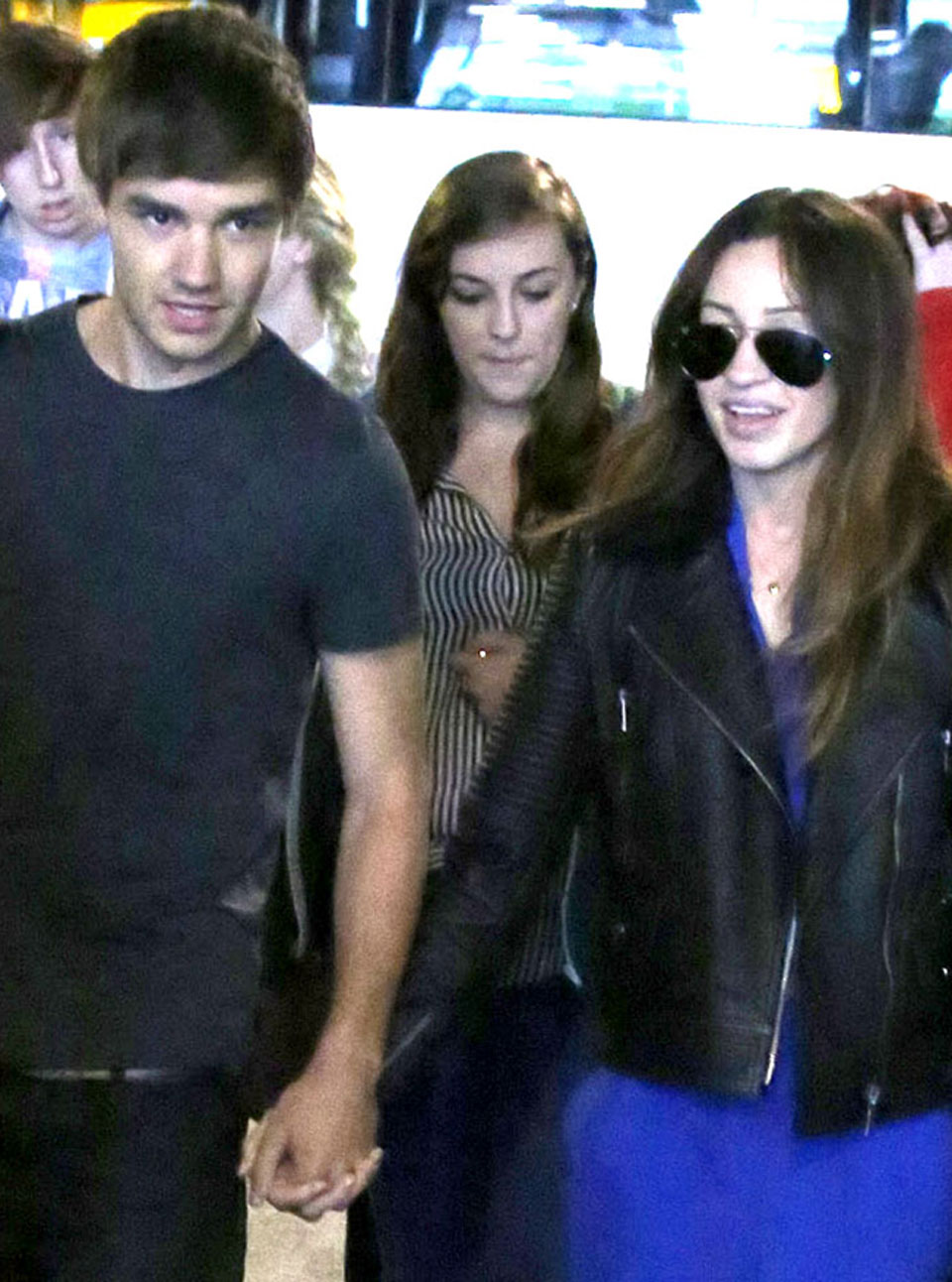 One Direction's Liam Payne splits with girlfriend Danielle ...
