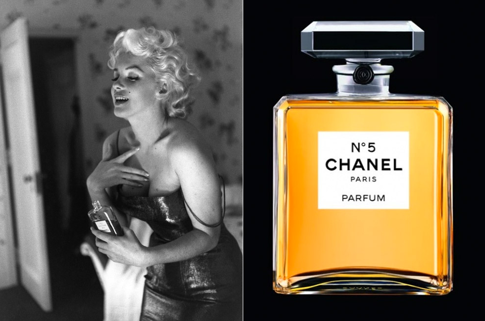 chanel no 5 the truth behind the iconic fragrance. Black Bedroom Furniture Sets. Home Design Ideas