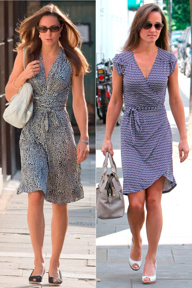 Pippa Middleton Vs Kate Middleton Who Wore It Best
