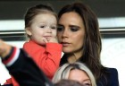 Victoria Beckham And Harper Watch David Beckham's VERY Emotional Last Ever Football Game