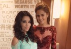 Eva Longoria Tweets Snap Of 'Twin Sister' Cheryl Cole At Cannes