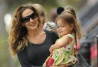 Sarah Jessica Parker Gets On With Mummy Duties During School Run
