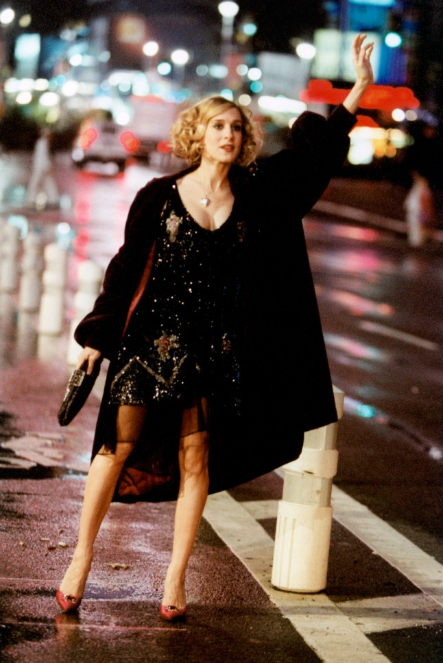 carrie bradshaw sex and the city in Davenport