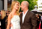 Rosie Huntington-Whiteley Steals The Spotlight With PDA At London Premiere