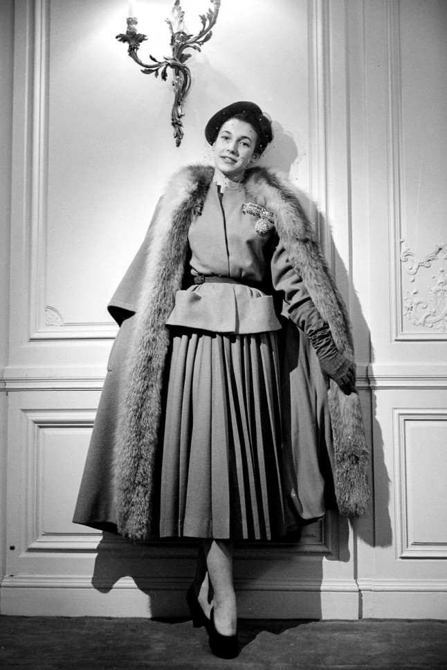 1940s Fashion And Style Trends In 40 Stunning Pictures: 1940s Fashion: The Decade Captured In 40 Incredible