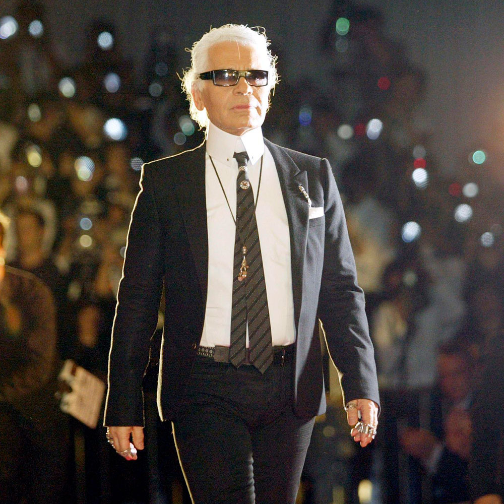 Karl Lagerfeld: He Said What? Karl Lagerfeld's Most Infamous Quotes