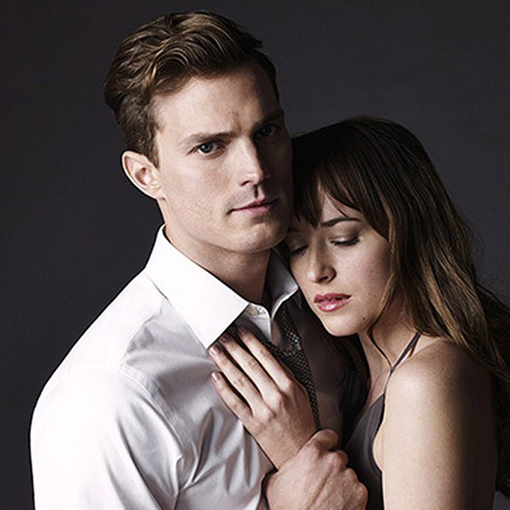 fifty shades of grey movie the first pictures are here marie claire. Black Bedroom Furniture Sets. Home Design Ideas