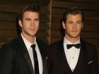 Chris And Liam Hemsworth Spoof 'Charlie Bit My Finger'
