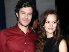 Leighton Meester Flashes Her Stunning Wedding Ring