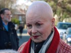 Vivienne Westwood Shaved Off Her Fiery Red Hair
