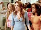 A Mini 'Mean Girls' Reunion? Yes, Please.