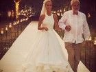 Mary Katrantzou's First Wedding Dress Is Kind Of Spectacular