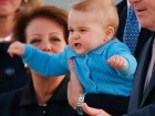 Prince George Is Cheeky (In The Best Possible Way)