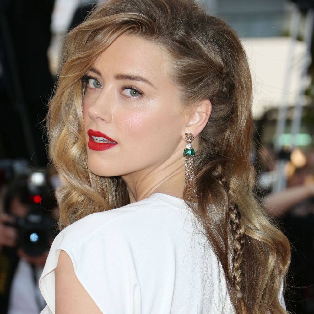Amber Heard: Amber Heard's Style Has Changed Since Dating Johnny Depp