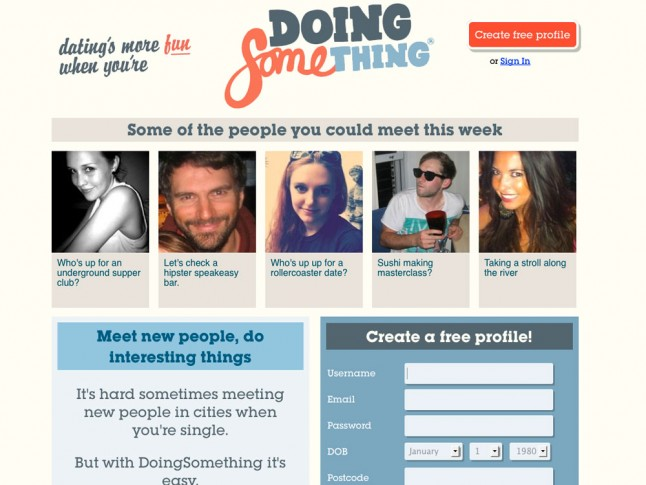 how to create a free online dating website