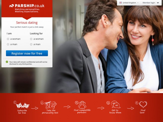 Online dating sites membership
