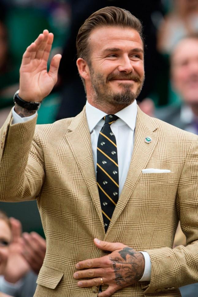 David Beckham Fat 44