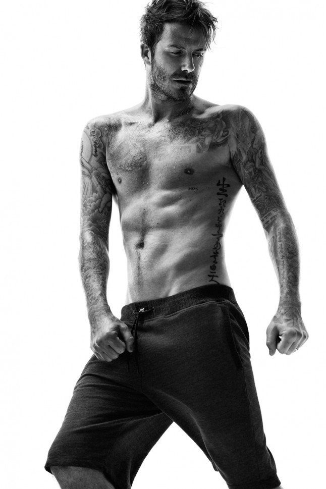 David Beckham Fat 12