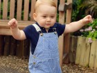 Want To See Prince George's Official First Birthday Photo? Course You Do...