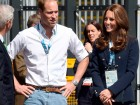 Kate Middleton Leaps Over Tin Cans In Mega-Wedges, Is An Example To Us All...