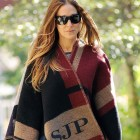 Burberry's Monogram Blanket Was So Clearly Made For SJP...