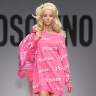 6 Moments You Need To See From Moschino's SS15 Barbie Girl Show