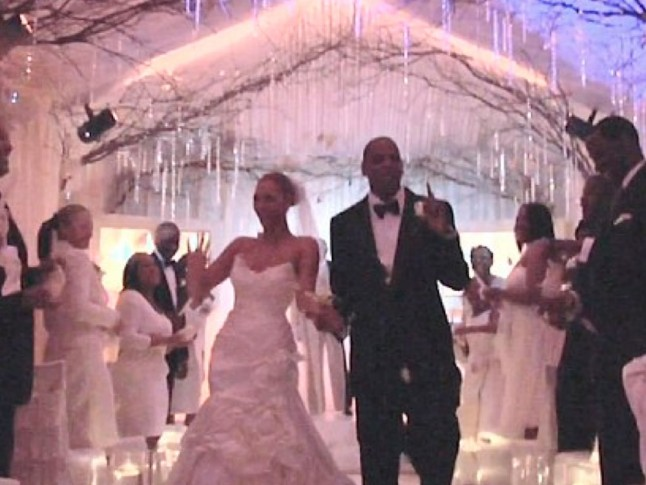 Beyonce And Jay-Z Wedding Video