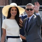 George Clooney And Amal Alamuddin's Wedding In 25 Gorgeous Pictures