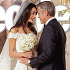 First Pictures: See Amal Alamuddin's Wedding Dress