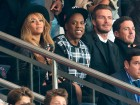 Beyoncé Watched Football With Jay Z And David Beckham, Life Could Be Worse