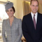 Duchess Kate Makes Her First Public Appearance Since Announcing Her Second Pregnancy