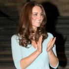 Duchess Kate Wears Jenny Packham For A Night At The Museum