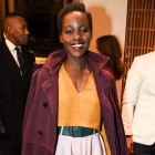 Lupita Nyong'o Has AW14 Dressing Nailed At The Bally London Store Opening