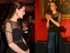 Duchess Kate Champions British Designers At Kensington Palace