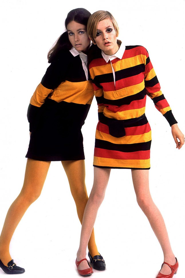Fashion Icons Of The 1960s
