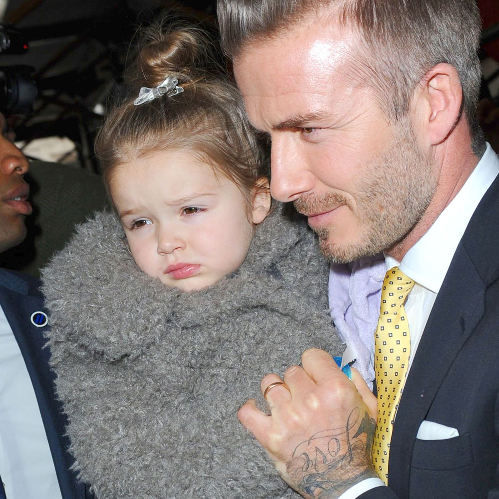 David Beckham Fat 105