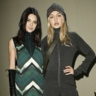 Intergalactic Girls: Kendall Jenner, Gigi Hadid And Solange Knowles Get Beamed Up At H&M Studio's AW15 Show