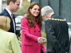 The Duchess Of Cambridge Shows Us One Last Maternity Outfit