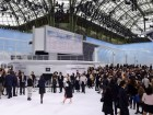Karl Lagerfeld Gives Us 'Chanel Airlines', Creating An Actual Airport For His SS16 Show