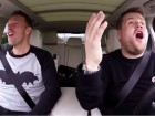 Chewbacca mom joins James Cordon for an epic carpool karaoke