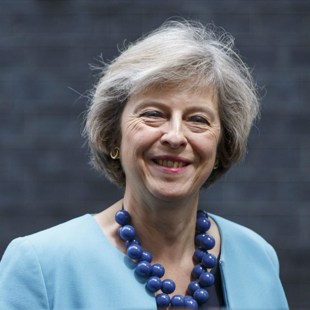 Theresa May set to be Prime Minister | Marie Claire