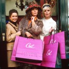 Absolutely Fabulous fashion, then and now